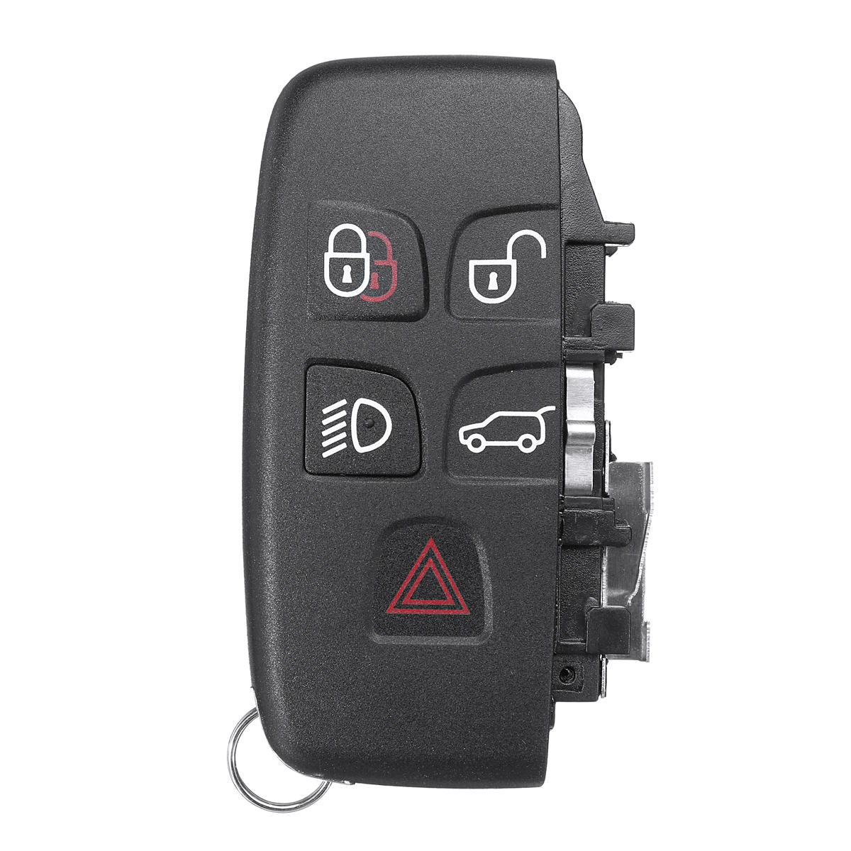 5 Button Remote Key Fob Case Smart Key Shell For LAND ROVER LR4 Range Rover Sport Evoque