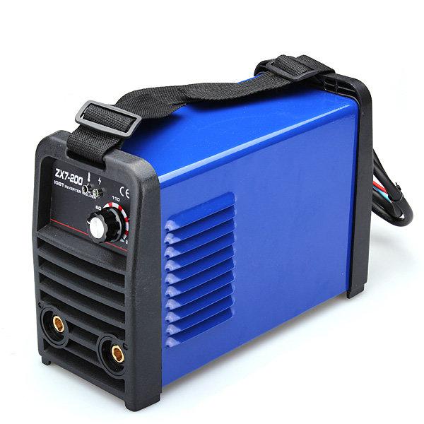 ZX7-200 IGBT DC Inverter Lasapparatuur MMA Lasmachine