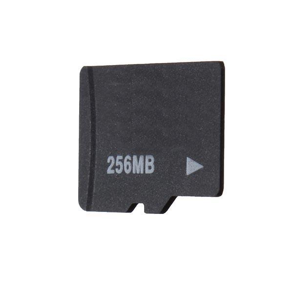 Cartão de memória de alta velocidade do cartão de armazenamento de dados 256MB Flash do cartão de memória para a tabuleta GPS do telefone móvel