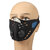 Unisex Carbon Anti Dust Mask Outdoor Riding Half Face Mouth Filter Protection