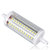 AC85-265V 118MM Non-Dimmable 10W R7S 2835 78SMD Pure White Warm White LED Floodlight Corn Bulb