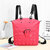 Men And Women Cute Pig Pattern Backpack Crossbody Bag with Detachable Coin Purse