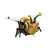 MoFun Electronic Bee RC Smart Robot Mecanum Wheels Obstacle Avoidance Toy Gift