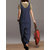 Wide-Legged Women Pure Color Side Pockets Sleeveless Jumpsuit