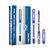 DELI S656 Direct Liquid Ballpoint Pen Office 0.5mm Signature Pen Student Examination Carbon Pen 12 Pcs Per Pack
