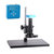 HAYEAR Full Set 34MP 2K Industrial Soldering Microscope Camera  USB Outputs 180X C-mount Lens 60  LED