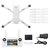 Xiaomi FIMI A3 5,8G 1KM FPV mit 2-Achsen Gimbal 1080P Kamera GPS RC Drone Quadcopter RTF