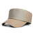Mens Cotton Flat Top Hats Outdoor Sunscreen Military Army Peaked Dad Cap