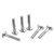 Machifit 10pcs M6x40mm T-Nut T Sliding Screws For  30 Series Miter Track Woodworking Tool