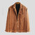 Mens Vintage Corduroy Pocket Thick Warm Long Sleeve Casual Jacket