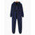 Zipper Up Hoodie Long Sleeve Flannel Onesie Jumpsuits Pajama Set