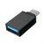 Bakeey USB 3.0 à Type C Adaptateur de charge rapide pour tablette HUAWEI P30 Mate 20Pro XIAOMI MI8 MI9 S10 S10+
