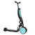5 in1 Kid Child Kick Push Scooter Removable T Bar Seat 3 Wheels Adjustable Height