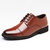 Men Genuine Leather Formal Dress Shoe Business Casual Party Oxfords