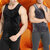 Men's Inside Fleece Thermal Underwear Slim Warm Vest Tank Tops