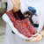 Women Casual Breathable Knitted Slip On Loafers Sneakers
