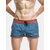 Men Beach Quickly Dry Breathable Loose Swim Trunks Board Shorts