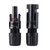 10pairs MC4 Connector+1pair Spanner Male Female 30A Cable Plug MC4 Connector Solar Panel Branch Series Connect Solar System