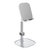Baseus Portable Desktop Telescopic Height Adjustable Phone Holder Tablet Stand Laptop Stand for 4.0-12.9 Inch Smart Phone Tablet Laptop for iPhone 11 for iPad Pro 12.9 Inch