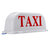 Universal 26cm TAXI Cab Sign Car Magnetic Lamp Roof Top Topper Light Waterproof Yellow