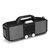 Portable LED Light bluetooth 5.0 Speaker Super Bass Multiple Mode Loudspeaker with Mic