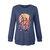 Women Long Sleeve O Neck Print T-shirts