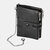 Men Genuine Leather Anti-Theft Wallet With Chain Multi-Slots Zipper Retro Crazy Horse LeatherWallet