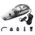 120W 3kpa Car Cleaner Wired Vacuum Handheld Rechargeable Mini