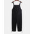 Mens Suspender Jumpsuit Pants Bib Overalls Rompers Wide Leg Casual Loose Trouser