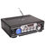 Kinter-006 2x30W HIFI Lossless Amplifier with Remote Control 220V Support FM USB Memory Microphone