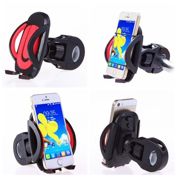 360 Degree Adjustable Motorcycle BikE-mount Holder Cradle For Navigation Phone