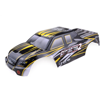 ZD Racing 9116 08427 1/8 2.4G 4WD Brushless Rc Car Grey Color Body Shell Spare Parts