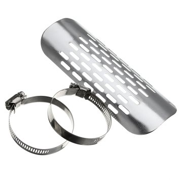 Motorcycle Exhaust Muffler Pipe Heat Shield Cover Guard For Harley Softail Dyna Cruiser