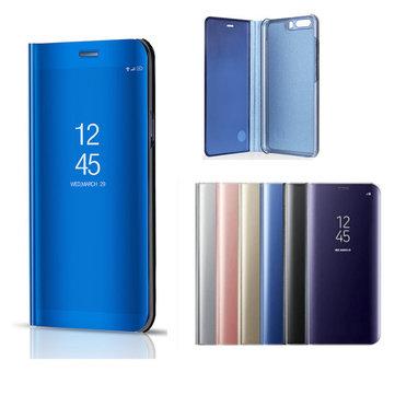 Bakeey Flip Smart Sleep Mirror Window View Кронштейн Защитный Чехол Для Huawei Honor 10