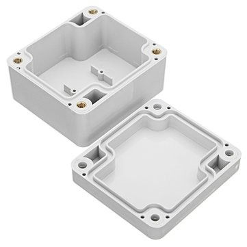 63 x 58 x 35mm DIY Plastic Project Housing Elektronische Junction Case Voeding Box Instrument Case