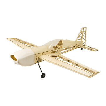 Dancing Wings Hobby DW EXTRA 330 Upgraded 1000mm Wingspan Balsa Wood Building RC Airplane Kit