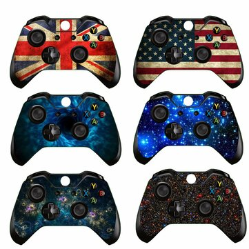 Skin Decal Sticker Cover Wrap Protector voor Microsoft Xbox One Gamepad Game Controller