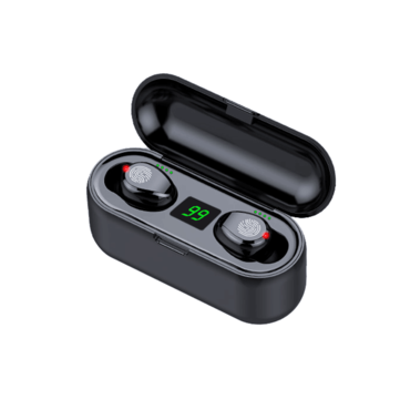Bakeey TWS Wireless bluetooth 5.0 Earphone Digital Power Display 8D Stereo Touch Control CVC8.0 Noise Cancelling with 2000mAh Charging Box