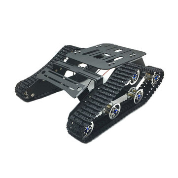 DIY A-20 Smart RC Robot Car Tracked Tank Chassis RC Car Parts For Arduino Raspberry Pi