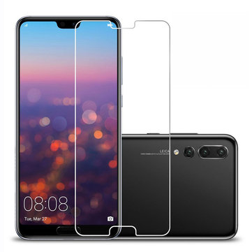 BAKEEY Clear Anti-Explosion Tempered Glass Screen Protector For Huawei P20