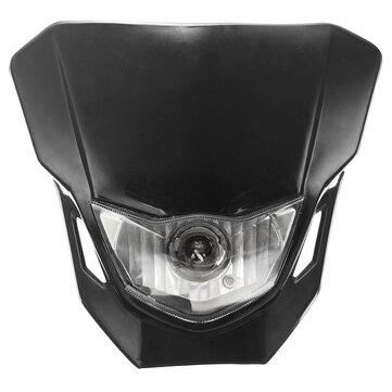 Universal Headlight Motorcycle Bike Streetfighter Street Fighter Olho / Lo Head Bulb