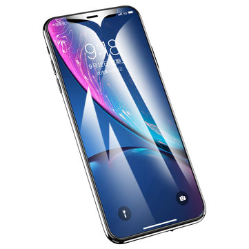 Rock New 9D Hydrogel Screen Protector For iPhone XR 0.1mm Clear Bubble Free Full Coverage Film