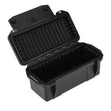 Le récipient en plastique imperméable de boîte à outils en plastique de boîte à outils antichoc de pièces partie la boîte à outils de stockage