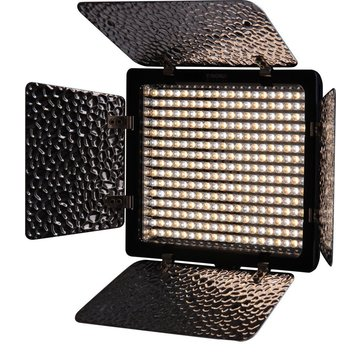 YONGNUO YN300 II Bi-color 3200K-5500K LED Video Light Studio Lighting com Controle Remoto