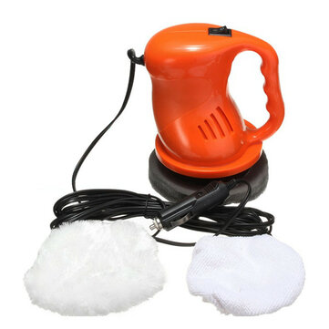 12V 36W Electric Car Waxing Machine Hand-held Paints Polisher Cigarette Lighter Power