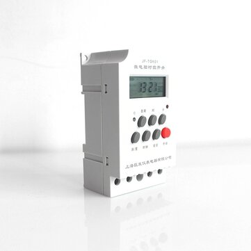KG316T-II 220V Microcomputer Time Control Switch Street Lamp Billboard Household Timer Controller