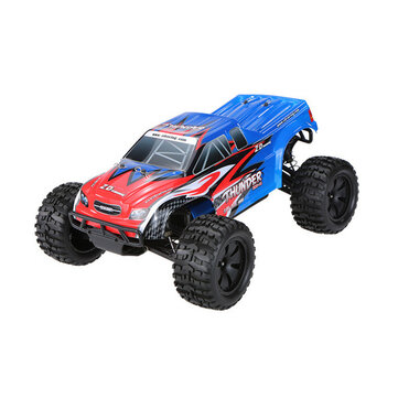 ZD Racing 10427S 1:10 Trovão ZMT-10 2.4GHz RTR sem escova Off Road Rc Car