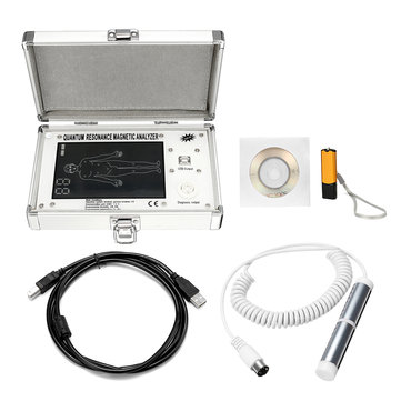 52 Reports Multilingual Quantum Magnetic Resonance Body Analyzer 4TH Newest Mini