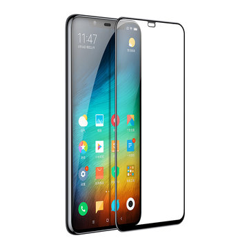 Baseus 0.3mm Surface Full Screen Tempered Glass Screen Protector For Xiaomi Mi8