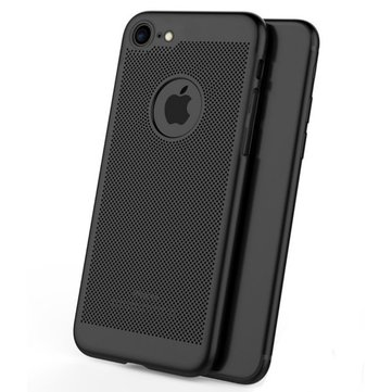 Mesh Dissipating Heat Anti Fingerprint Hard PC Case For iPhone 6/6s 4.7""